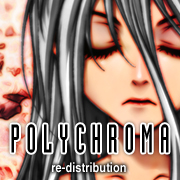 GateOdyssey Image Vocal Album -POLYCHROMA- re-Distribution